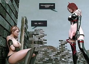 Succubus and princess  1