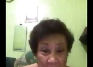 Hot Asian Granny on Mature Web Cam - www.Asiacamgirls.co