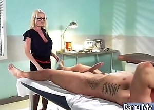 Carnal knowledge Adventures With Doctor Added to Sluty Hot Patient (madison scott) vid-21