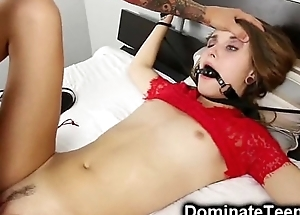 Headed Teen Destroyed Like a Little Whore!