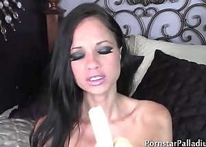 Hot Slut Plays With Her Nipples