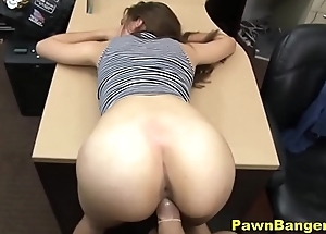 Leggy Obscurity Babe Nailed In Her Self-assertive Heels
