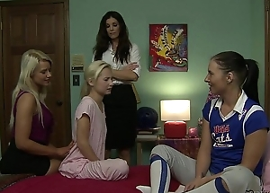 Anikka Albrite with the addition of Ashli Orion at Girlfriendsfilms