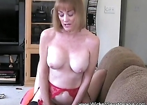 Creampie Be advisable for My Mommy