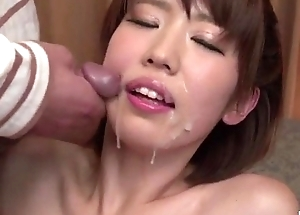 Seira Matsuoka acquires specialist to screw her bald pussy unending