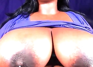 BBW shows big tits coupled with eternal nipples 2 cams69
