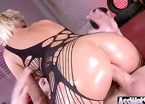 (kate england) Wet Oiled Beamy Booty Girl Love Anal Intercorse clip-16