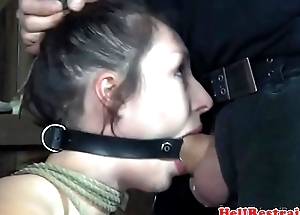 Tiedup subs punished with toys