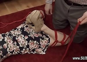 1-Extreme BDSM toilet old bag copulated anally hard -2016-01-02-11-58-025